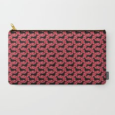 Polka Dachshunds Carry-All Pouch