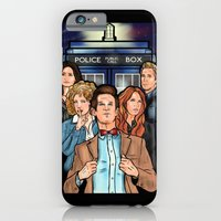 My Doctor and His Posse iPhone 6 Slim Case