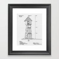 Rampion's (Rapunzel's) T… Framed Art Print