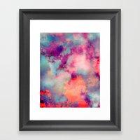 Untitled 20110625p (Clou… Framed Art Print