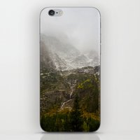 A Valley in the Tetons iPhone & iPod Skin