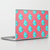 Laptop & iPad Skin featuring Cupcake by Tiffato3