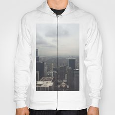 Central Park in the Fog Hoody