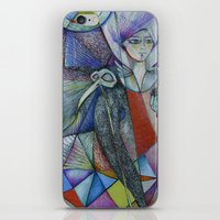The Sacred Place iPhone & iPod Skin