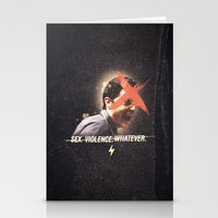 Black Mirror | Dale Coop… Stationery Cards
