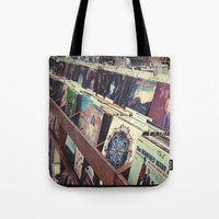 The Record Store (An Ins… Tote Bag