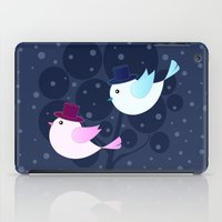 Winter Love iPad Case