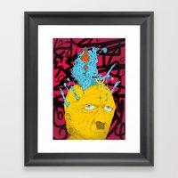 That Guy....... Framed Art Print