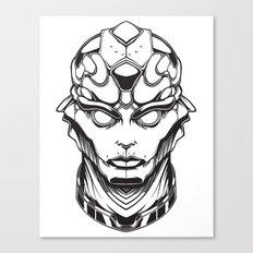 Mass Effect. Thane Canvas Print