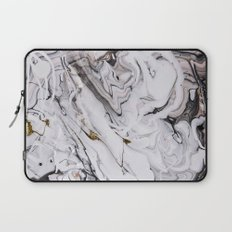 Chic Marble Laptop Sleeve