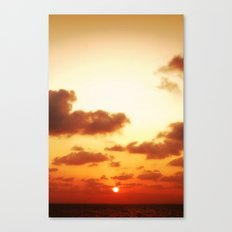 Better Tomorrow... Canvas Print