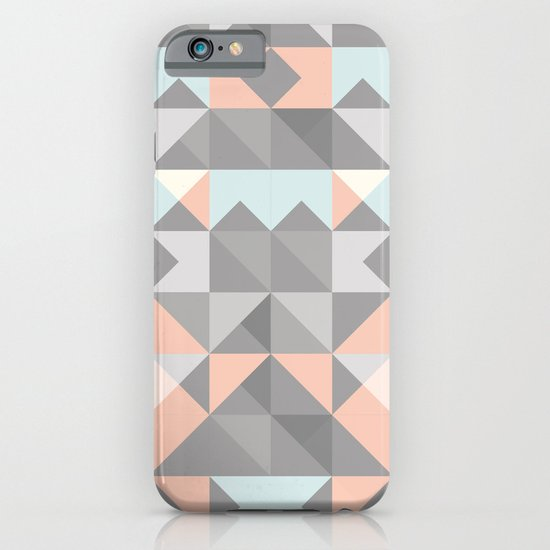 Triangular Pattern iPhone & iPod Case