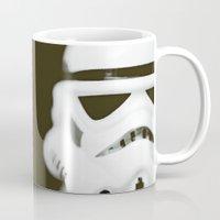 Trooper Portrait Mug