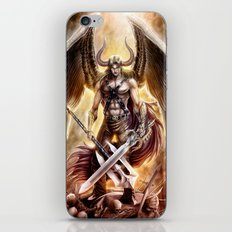 Lucifer iPhone & iPod Skin