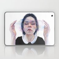 Laptop & iPad Skin featuring ( ) by Agnes-cecile