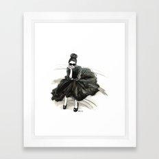 London Chic Framed Art Print
