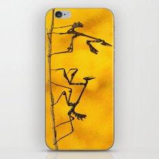 Praying Mantis vs Praying Mantis iPhone & iPod Skin