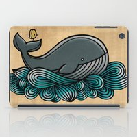 Tale of a Whale iPad Case
