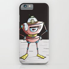 On the moon 3 iPhone 6 Slim Case