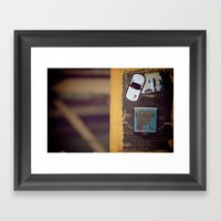 This Is Not An Emergency Framed Art Print