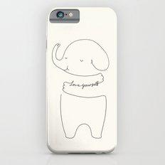 Love Yourself Ele By Ilo… iPhone 6 Slim Case