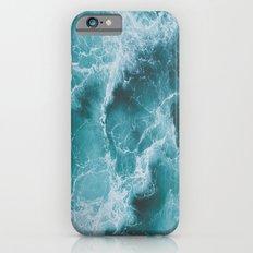 Electric Ocean iPhone 6 Slim Case