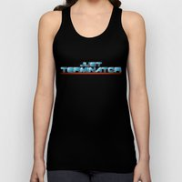 Anyone Else Hella Confused by the renaming of Terminator  Unisex Tank Top