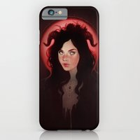 Blood Moon iPhone 6 Slim Case