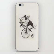 Delivery Rabbit  iPhone & iPod Skin