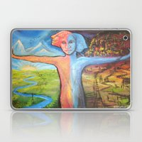 Truth & Consequences  Laptop & iPad Skin