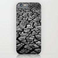 Cracked Monochrome iPhone 6 Slim Case