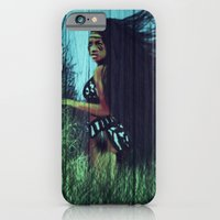 iPhone & iPod Case featuring Running With Mother Earth  by    Amy Anderson