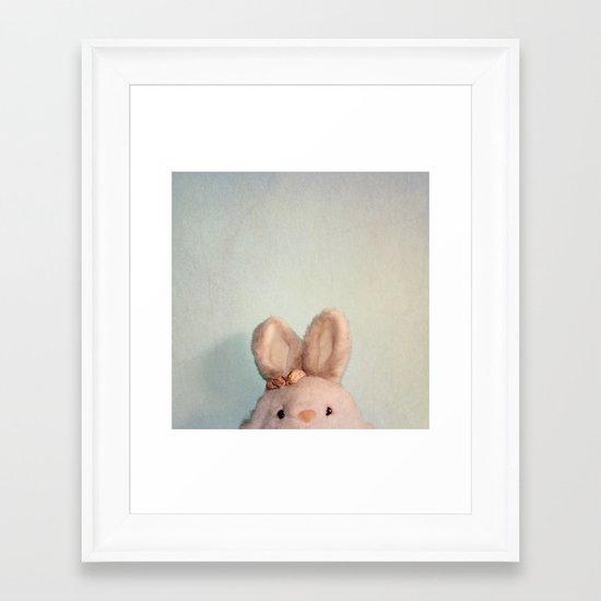 Childhood II Framed Art Print