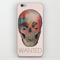 Wanted iPhone & iPod Skin