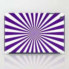 Starburst (Indigo/White) iPad Case