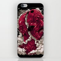 See no devil iPhone & iPod Skin