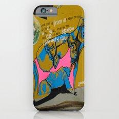 contre de la sexism Slim Case iPhone 6s