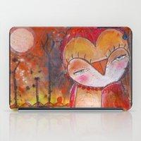 Beauty In Prayer iPad Case
