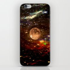 WE AND THE UNIVERSE iPhone & iPod Skin
