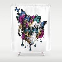 Flomo Shower Curtain