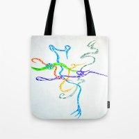 Randomness Tote Bag