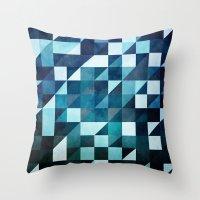 GEO3073 Throw Pillow