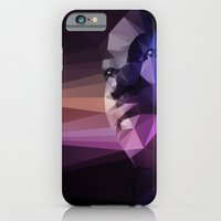 iPhone Cases featuring King by David