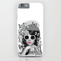 BUTTERFLY GIRL iPhone 6 Slim Case