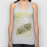 The Chase Unisex Tank Top