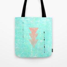 Color Me Aztec  Tote Bag