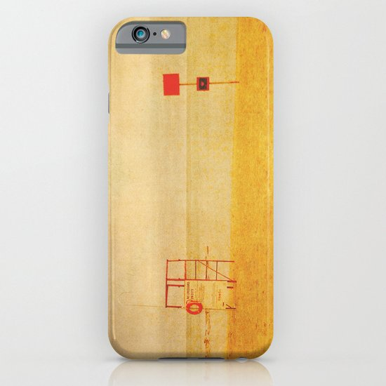 No Lifeguard On Duty iPhone & iPod Case