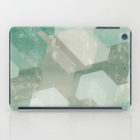 Honeycomb Abstract iPad Case