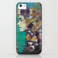 iPhone 5c Cases featuring Kelp Queen by Steve W Schwartz
