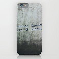 Galway Graffiti iPhone 6 Slim Case